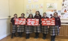 Coláiste Chú Chulainn celebrates International Women's Day